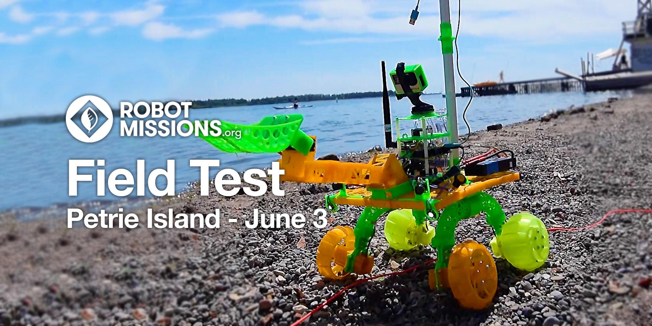 Ottawa Field Test June 3