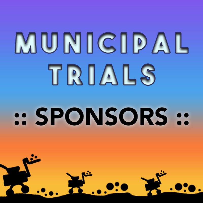 Municipal Trials 2018 Sponsor