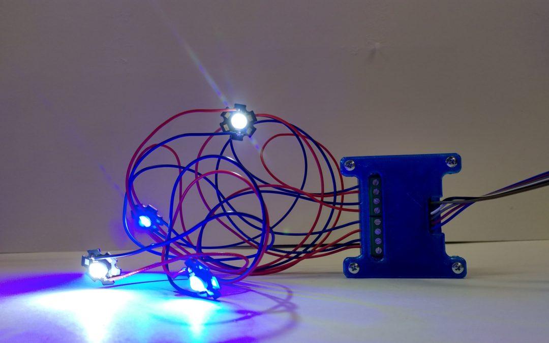 Kit Log #010: Super bright lights are on