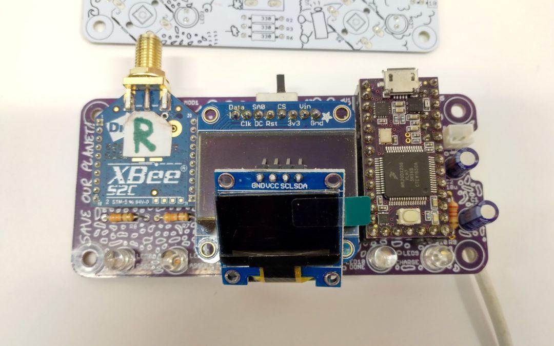 Kit Log #012: Preparation for Operator Interface Kit