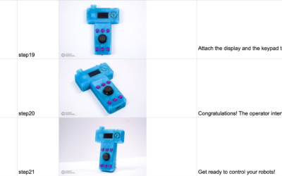 Kit Log #035: Op interface steps complete