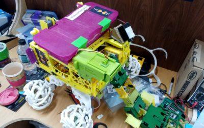Tech Log #007: Fixing & re-assembling Bowie