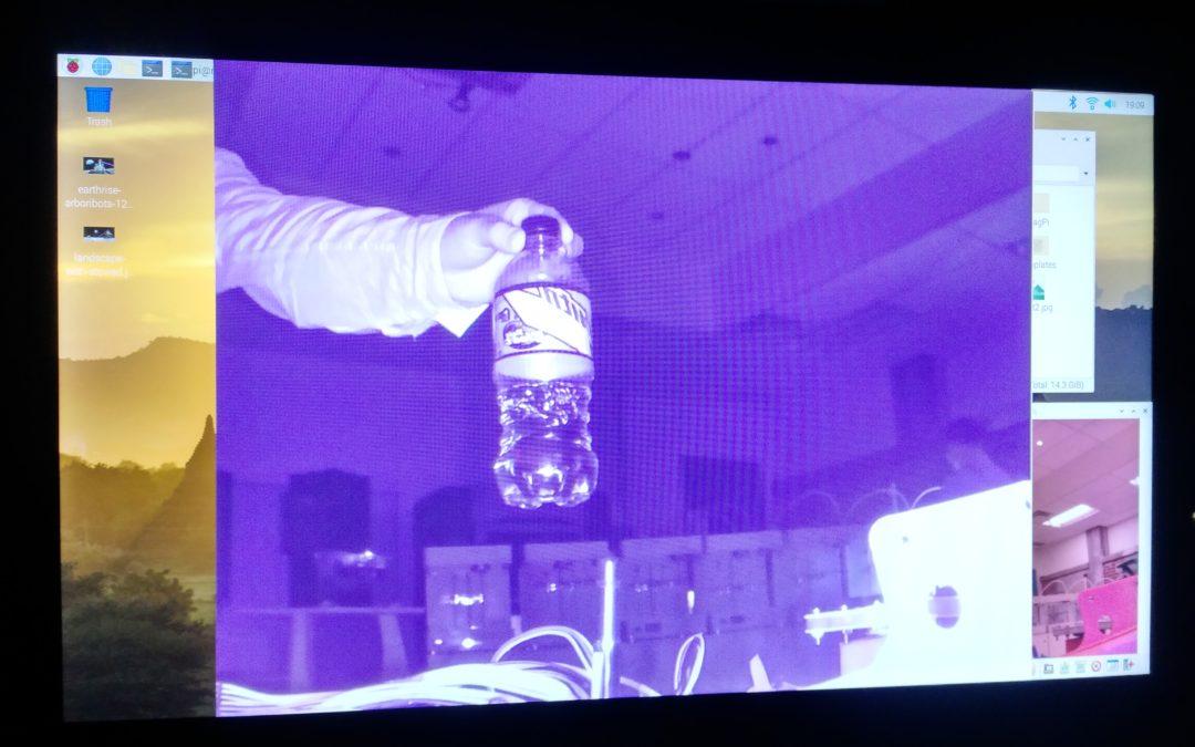 Collab Log #009: IR camera images