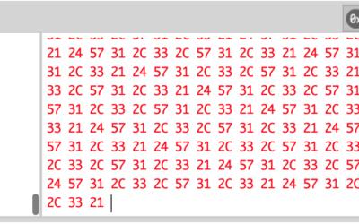 Tech Log #008: Fixing comms bug