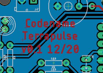 Tech Log #033: Circuit board v0.1 sensor node