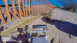 robot toronto isle debris gopro-3