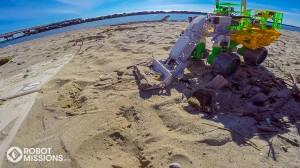 robot toronto isle debris gopro-5