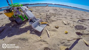 robot toronto isle debris gopro-6